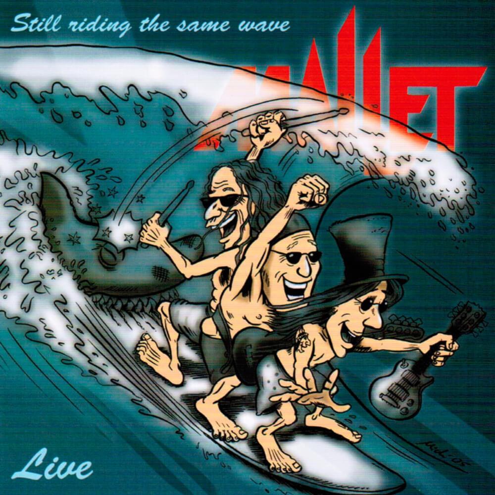 """Live Album """"Still riding the same wave"""" erscheint"""
