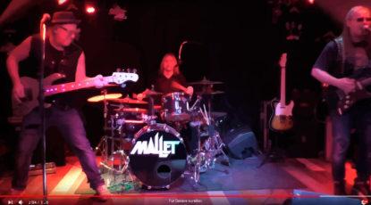Mallet Eighties Coming Back