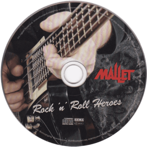 Rock`n Roll Heroes Disc