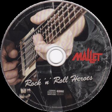 Rock`n Roll Heroes Disc