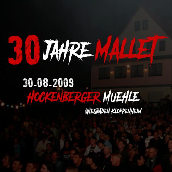 30 Jahre Mallet