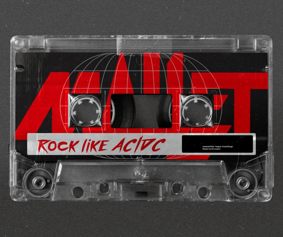 "Demotapes ""Rock Like AC/DC"""